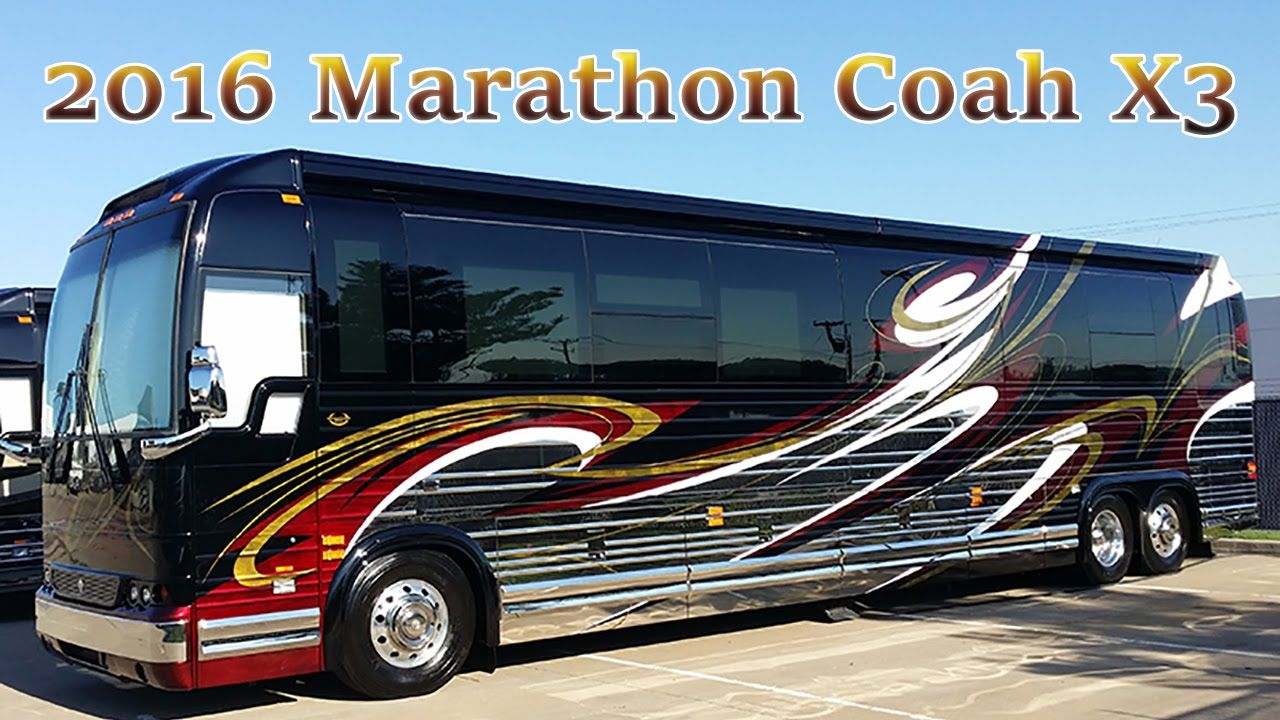 One direction tour bus interior - 2 Million Dollar Prevost Motorhome Bus Conversion By Marathon Coach Live