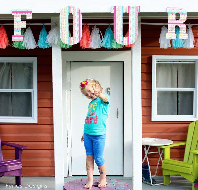 4th Birthday Party Fun Party fun Birthdays and Birthday party ideas