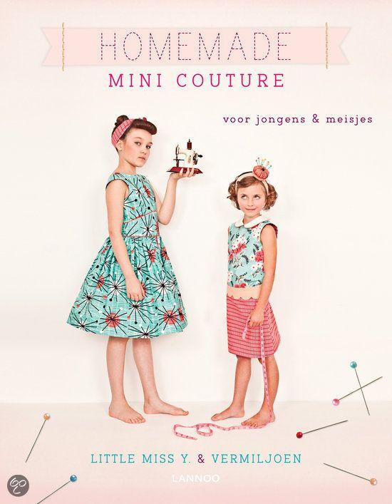 bol.com   Homemade mini couture, Astrid-Fia De Craecker   Boeken