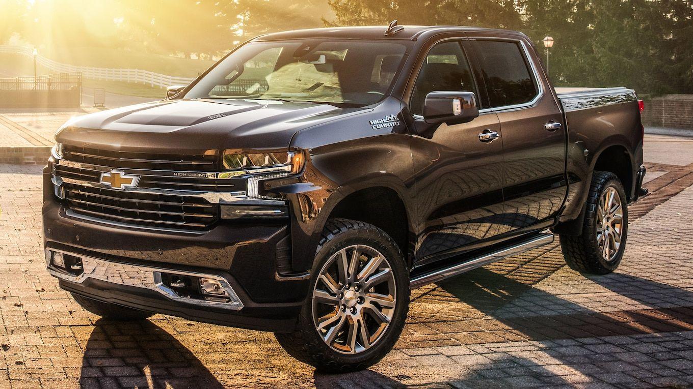2019 Chevrolet Silverado Concepts Headed To Sema Chevrolet Silverado Silverado High Country Chevrolet