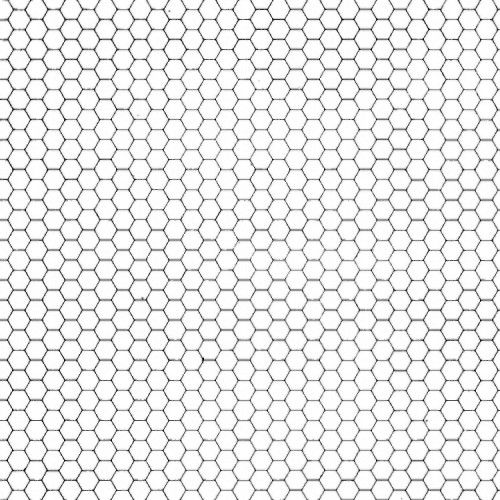 Hexagon-Grid-Gray-+-White.Jpg (500×500) | Texture | Pinterest