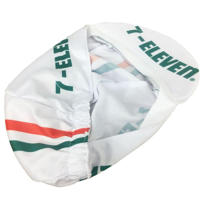 Retro 7-Eleven Cycling Cap in 2018  3a75d09f5