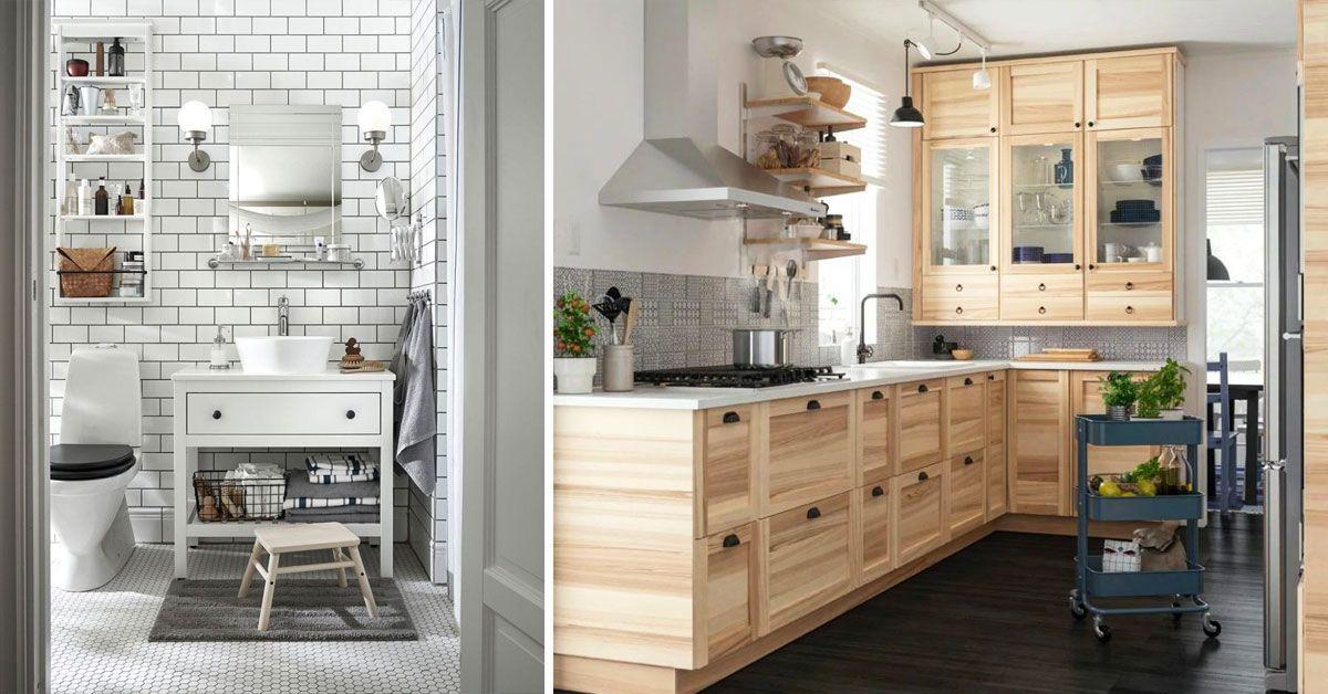 Il Meglio Del Catalogo Ikea 2020 Anteprima Cucine Bagno E Tante