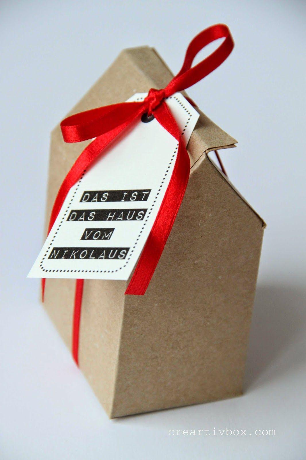 das haus vom nikolaus weihnachten pinterest weihnachten nikolaus und geschenke. Black Bedroom Furniture Sets. Home Design Ideas