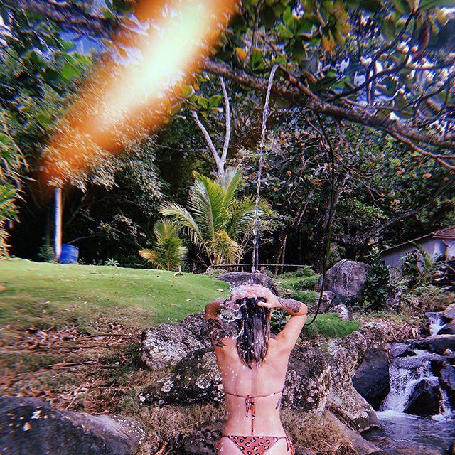 saudades Pacuiba  . #ilhabela #sp #praia #pacuiba #solzin #natureza #paraiso #amor #beach...  saudades Pacuiba  . #ilhabela #sp #praia #pacuiba #solzin #natureza #paraiso #amor #beach #paradise #love #travel #shower #sunny #nature #hujicam #tbt #flashback