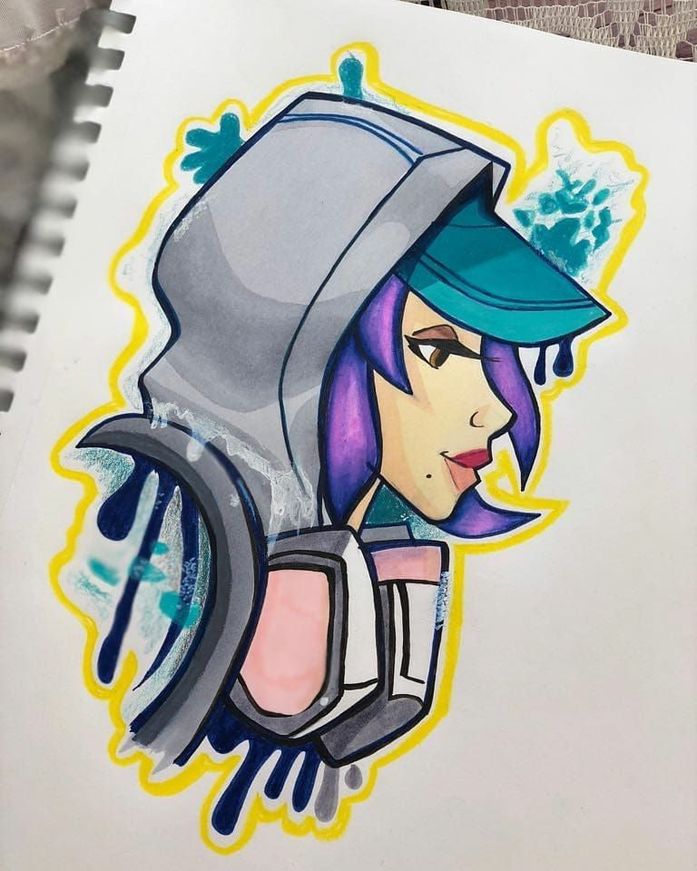 Woow I Like Thes Character Drawing Fan Art Drawing Drawings