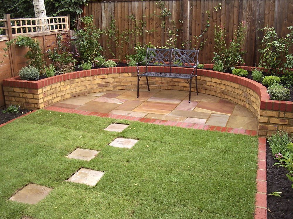 brick raised beds google search garden pinterest