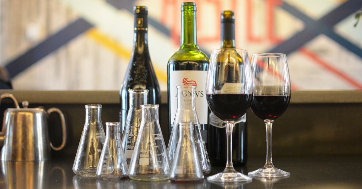 bordeaux red wine alcohol content