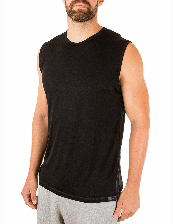 baac5982e Men's Clothing, T-Shirts & Tanks, Tank Tops, Men's Merino Wool Tank ...