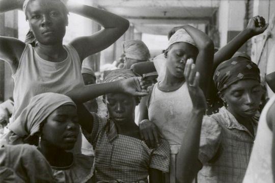 Haitian Women, Port Au Prince, 1986 | People photography
