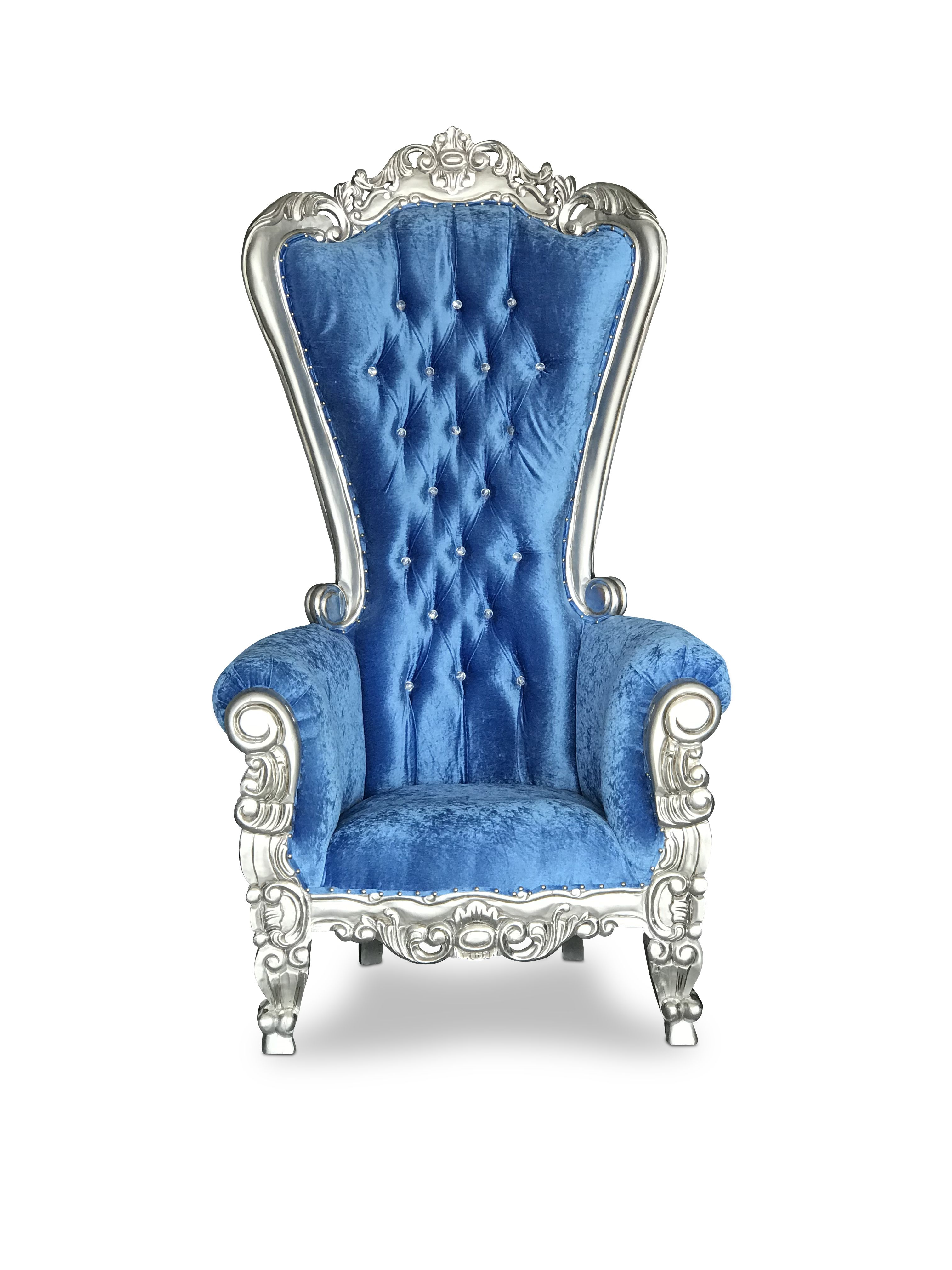 Chiseled Perfections Royal King Queen Throne Chairs Baroque Inspired Furniture Throne Chair Unique Baby Shower Themes King Queen