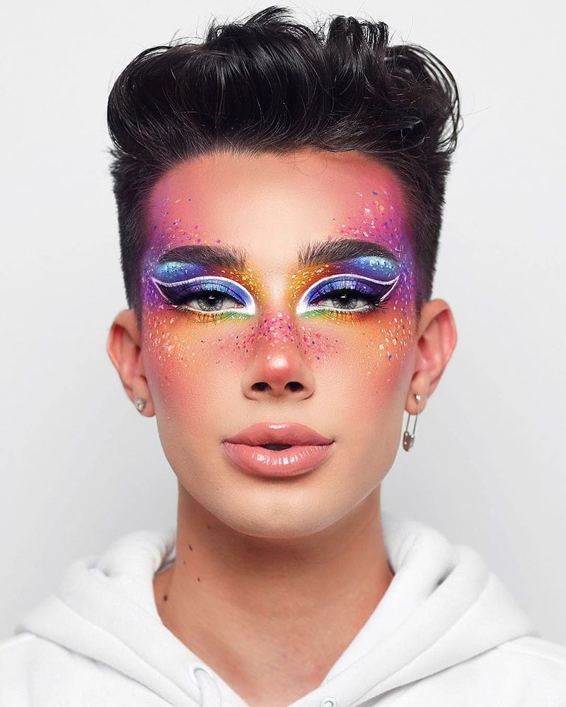 Photo of Makeup is My Palette, My Face is My Canvas: Makeup as Art by James Charles | Журнал Ярмарки Мастеров