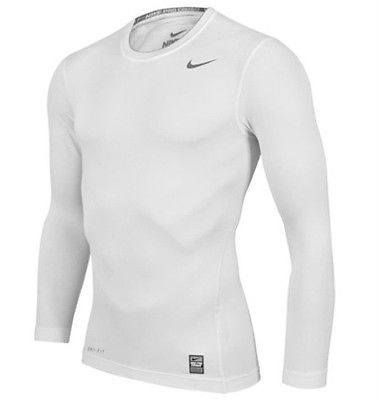 Sub Sports Core Compression Mens Baselayer Top Black Long Sleeve Training Jersey