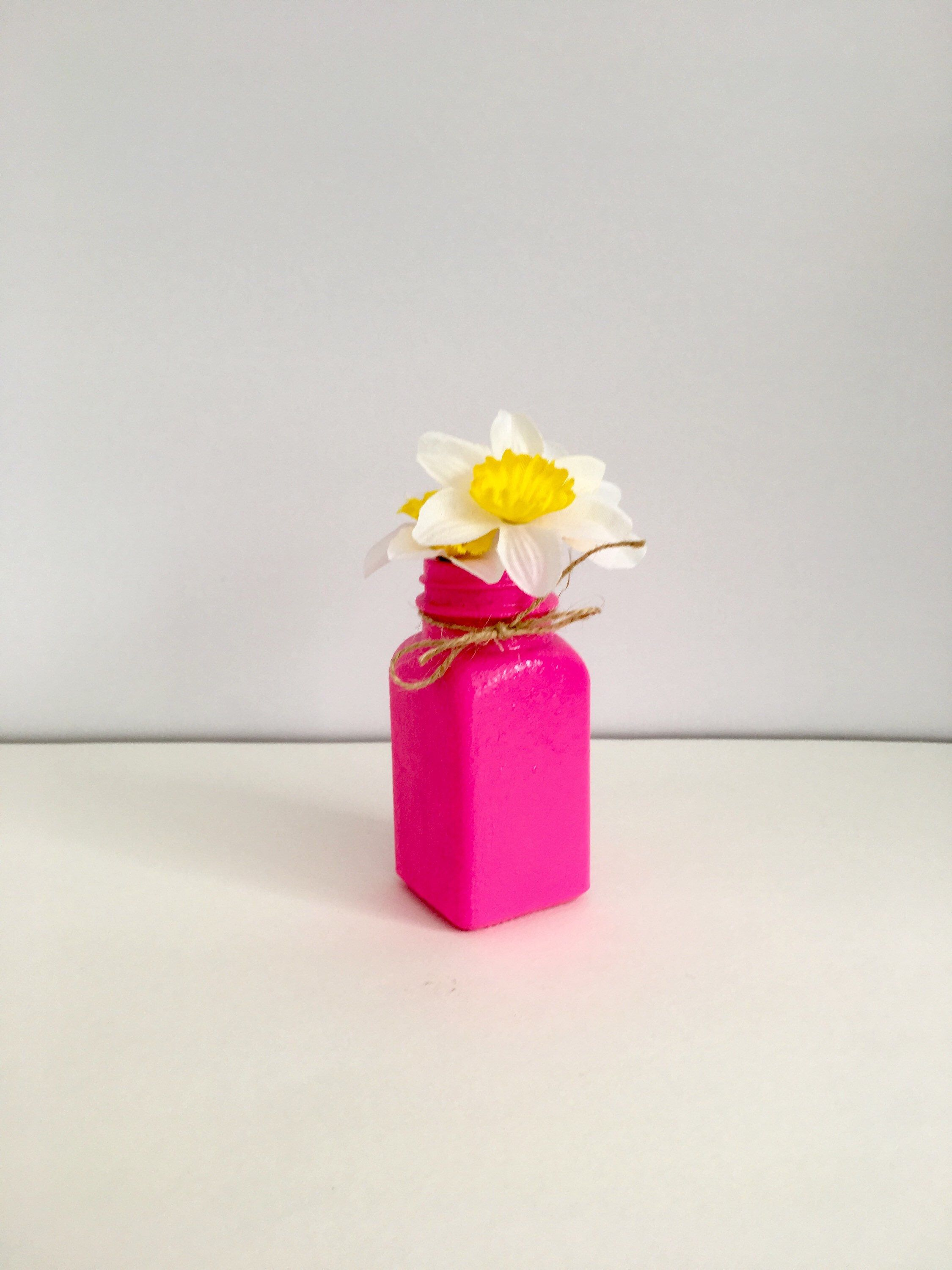 Check out this listing at my #etsyshop - Mini Flower Vase, Wedding ...
