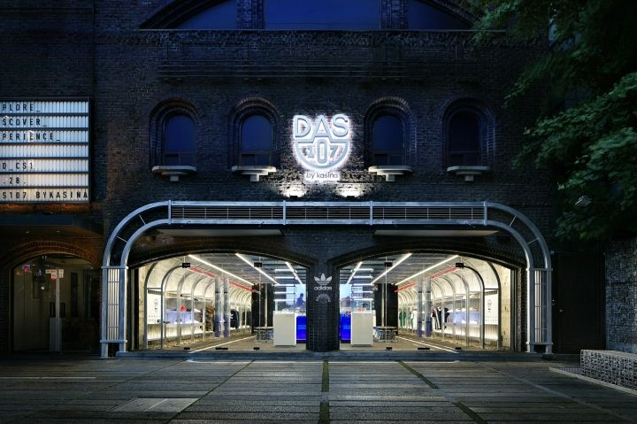DAS107 store by Urbantainer, Seoul – Korea » Retail Design Blog