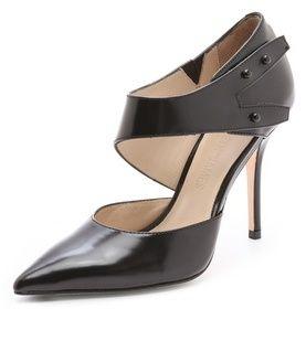 Elizabeth and James Sand d'Orsay Pumps on shopstyle.com