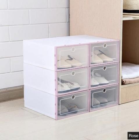 Boites De Rangement Pour Chaussures Lot De 3 Piece Boite De Rangement Rangement Chaussures Et Rangement