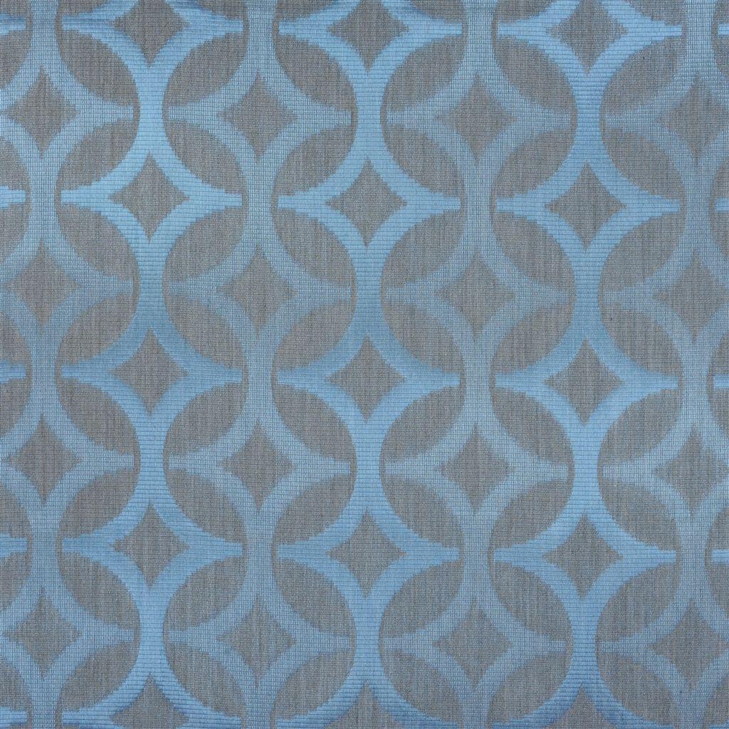 Koshi turquoise fabric designers guild color boom pinterest - Designers guild telas ...