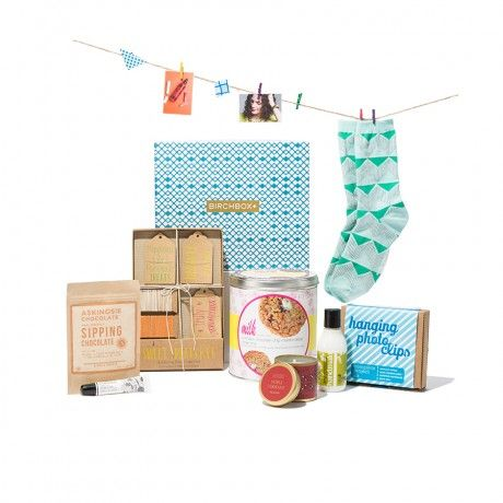 Limited Edition Birchbox: Home Sweet Homespun feat. Fig Handmaid by Soak