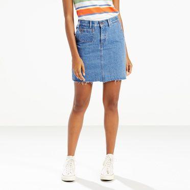 a2db0c481 Denim Skirts & Dresses - Shop this Season's Jean Skirts   Levi's ...