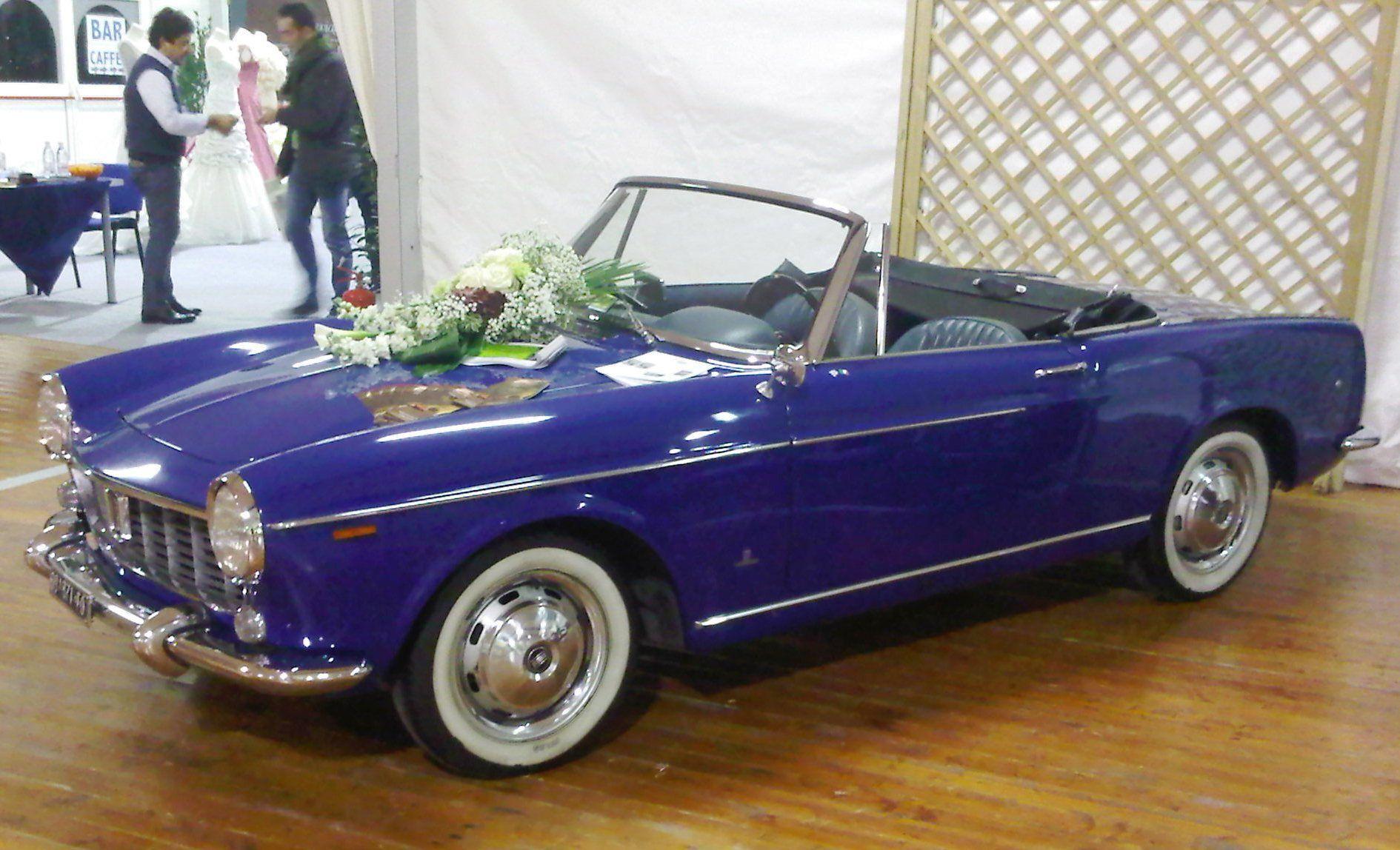 wedding matrimonio fiat 1500 Slow Drive Vintage car rental - Self ...