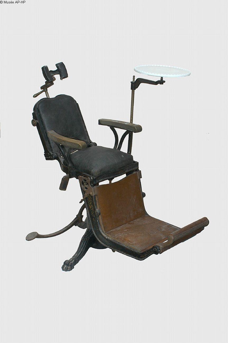 Un sill n de dentista 1885 locos o genios los Los sillones mas baratos