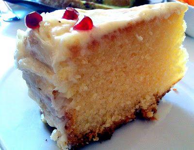 Annabel Langbein S  Minutes Lemon Coconut Cake