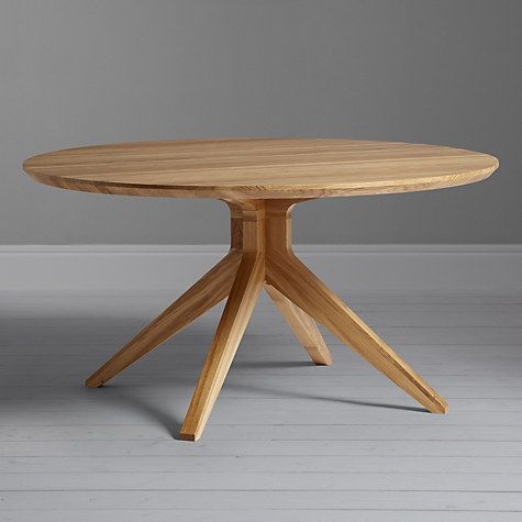 Matthew Hilton for Case Cross 6 Seater Round Dining Table Oak