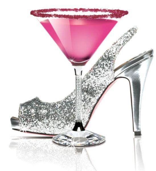 Burlesque Party Drinks Flirtatious Cocktails Pole