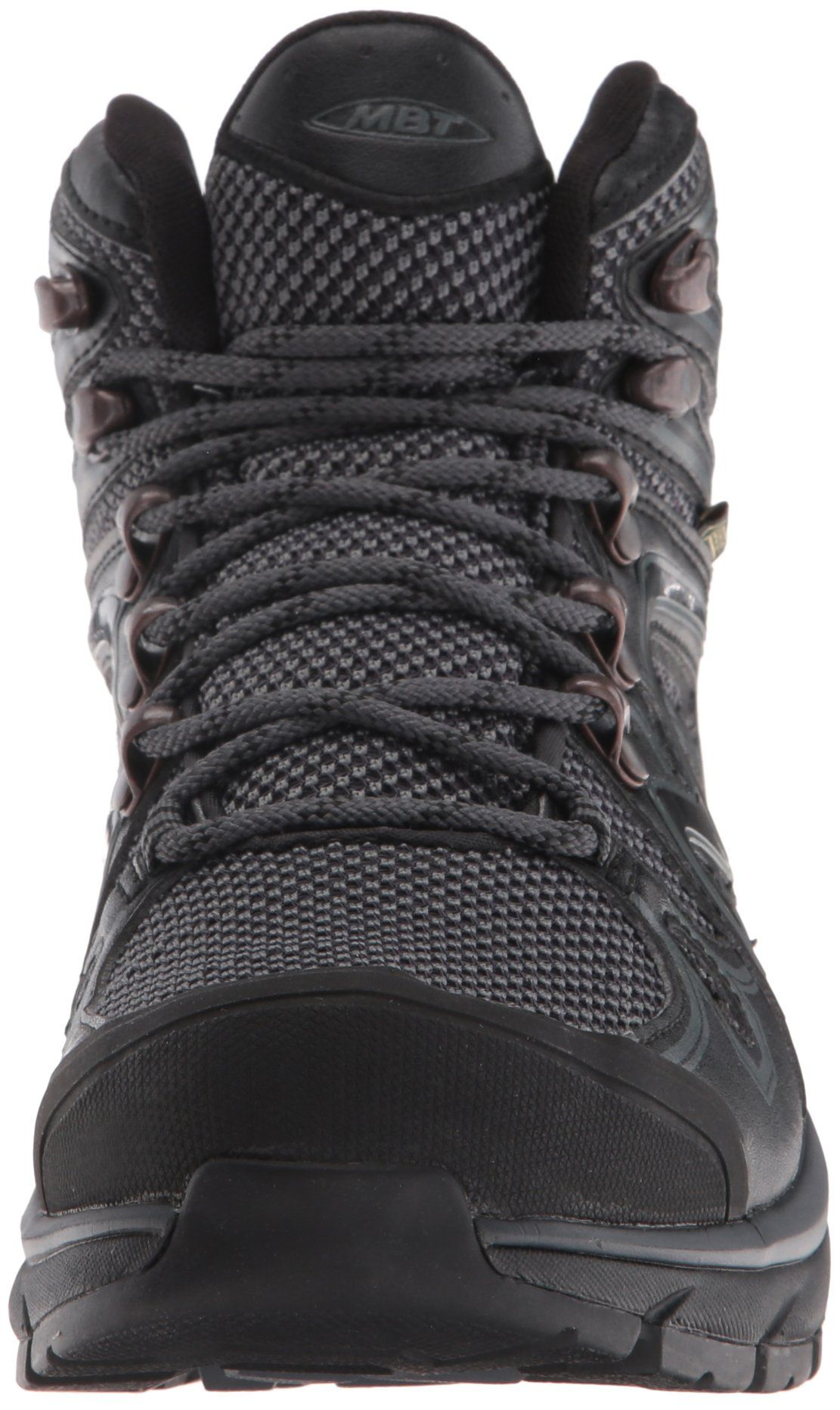 115e34599698 MBT Womens Adisa Gtx Walking Shoe Black Gray 39 EU 88.5 M US    Click image  to review more details. (This is an affiliate link)