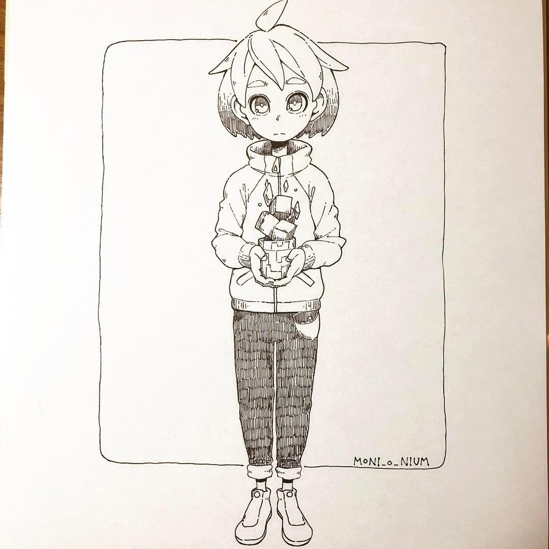 色紙! #illustration #drawing #ボールペンイラスト | 色紙
