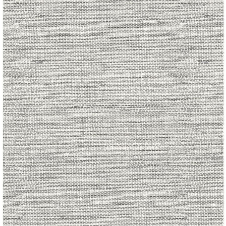Scott Living 30 75 Sq Ft Grey Vinyl Textured Abstract 3d Self Adhesive Peel And Stick Wallpaper Lowes Com In 2020 Grey Textured Wallpaper Grey Wallpaper Accent Wall Grey Grasscloth Wallpaper