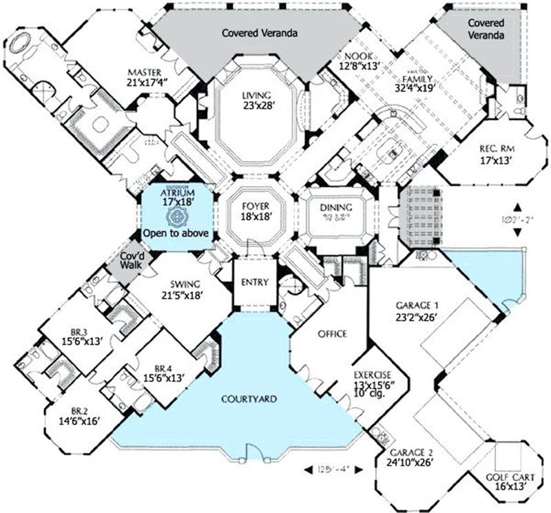 Image Result For Mansion Floor Plans House Plans Floor Plans How To Plan