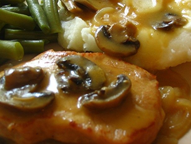 Tender Oven Baked Pork Chops Recipe So Easy And Delicious Just Plan Ahead Since Cooks At 2 Hours At 300