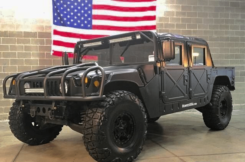 You Can Buy A Humvee From The U S Government For As Little As 2k Humvee For Sale Hummer For Sale Military Equipment For Sale