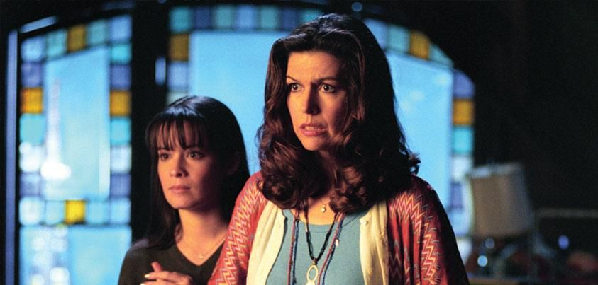 """Today (05/04/2013), in 1999, Finola Hughes first appeared on Charmed as Patty Halliwell in """"That 70s Episode."""""""