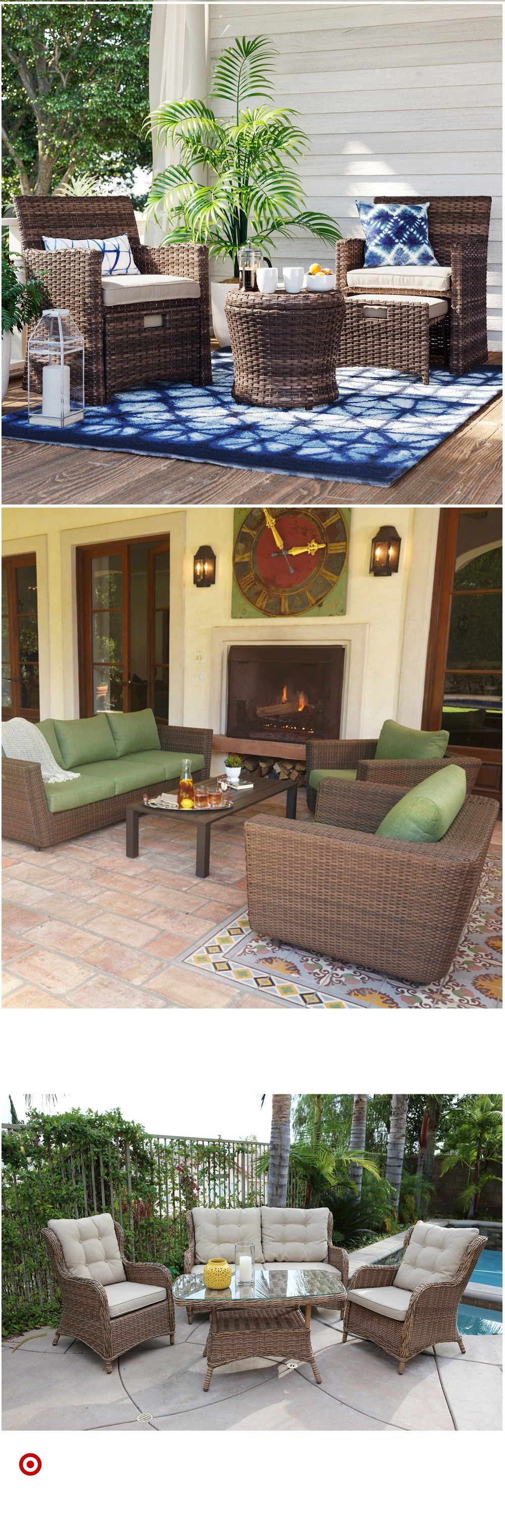 Shop Target for patio & seating & set you will love at ... on Target Outdoor Living id=60680