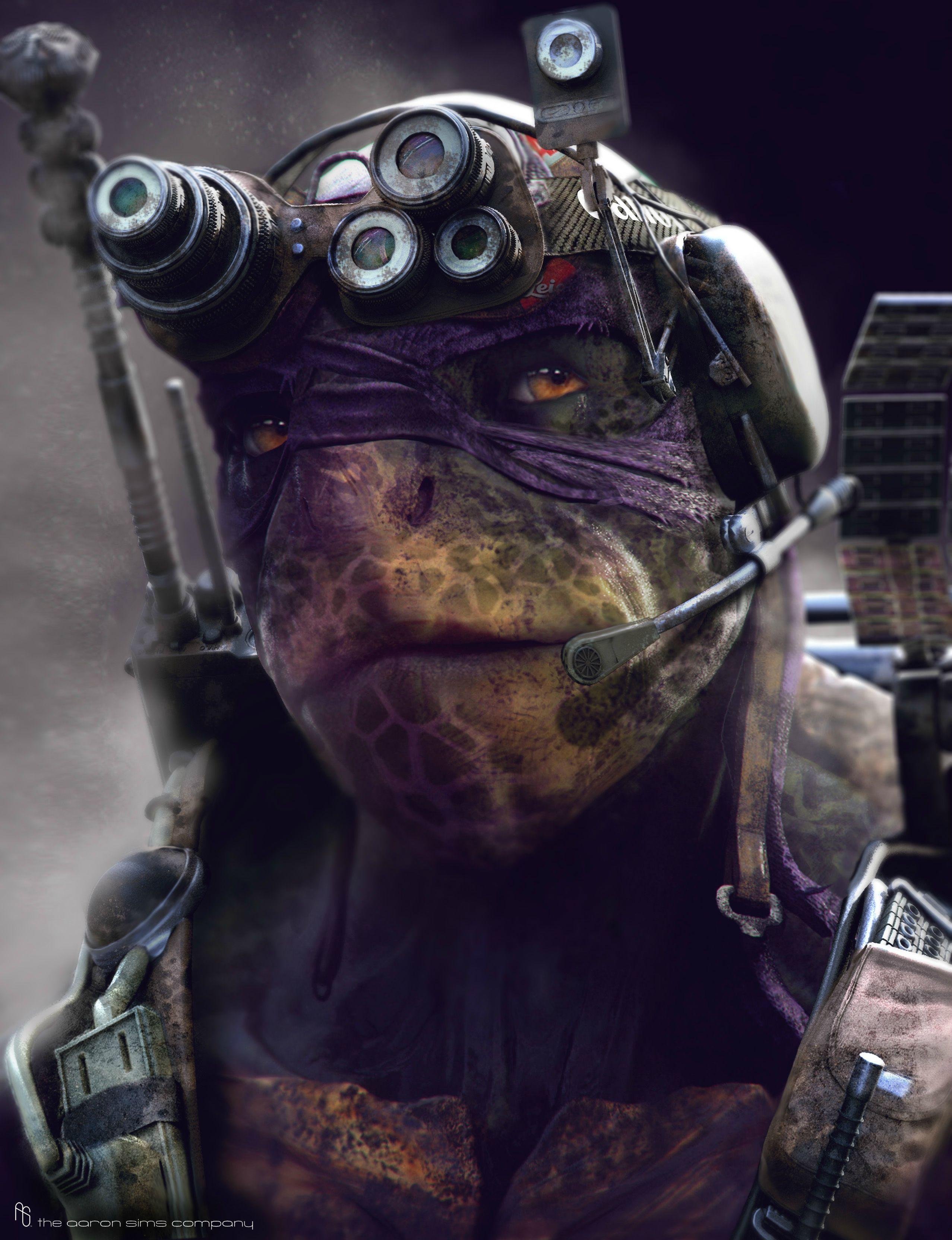 Teenage Mutant Ninja Turtles Concept Art Teenage Ninja