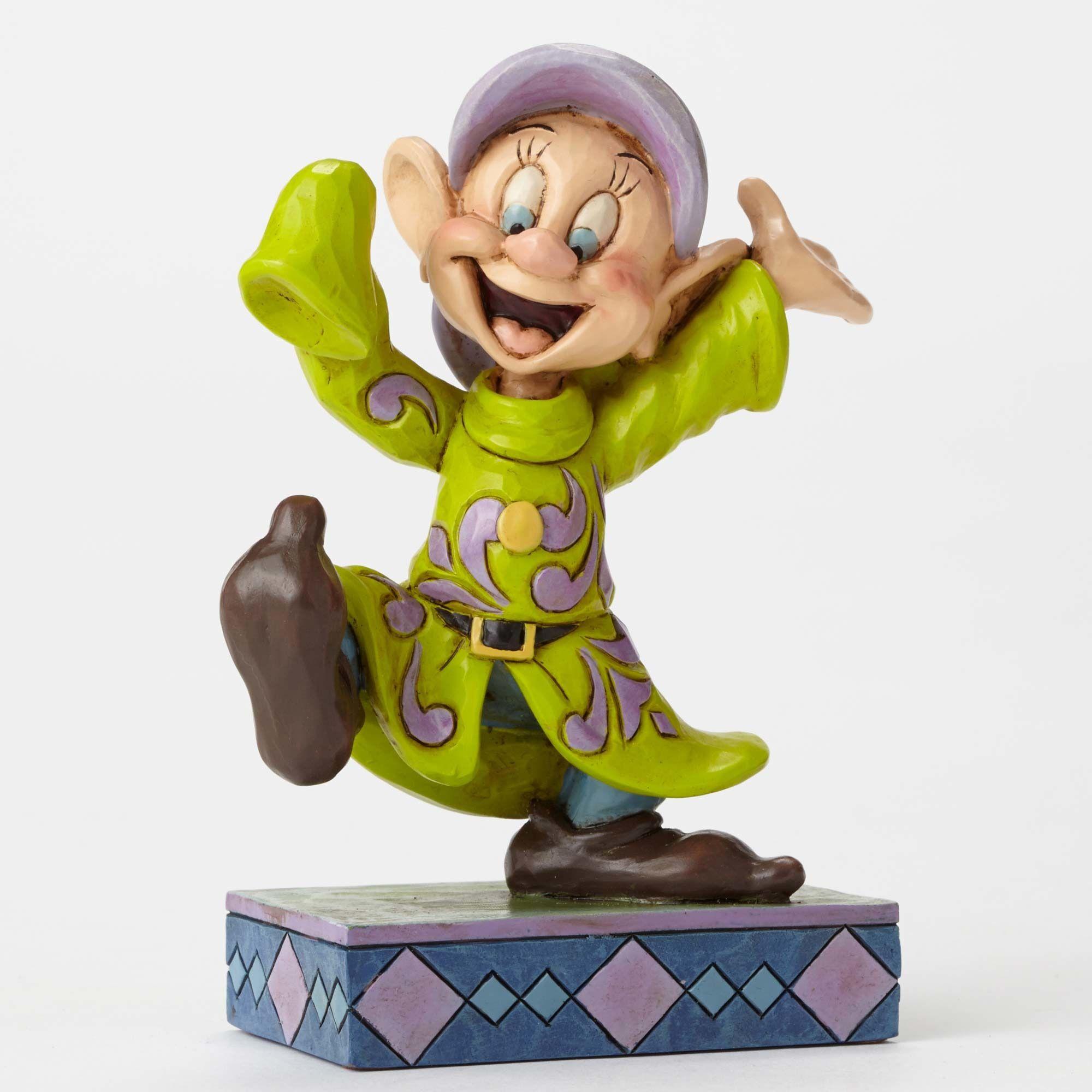 Dopey Figurine   Disney traditions, Disney figurines ...