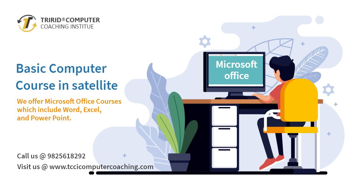 Basic Computer Course In Satellite Learning Methods Computer Knowledge Computer Skills