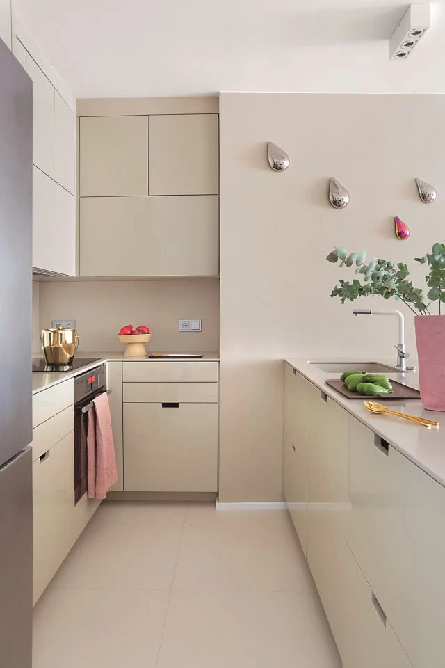 Pastelowe Mieszkanie Mezczyzny Czasnawnetrze Home Decor Decor Interior Design Kitchen Design
