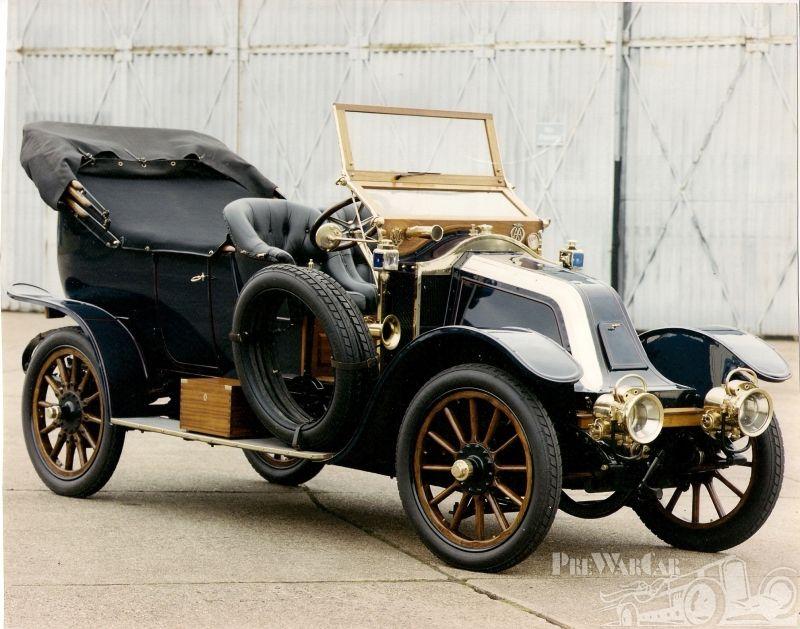 Renault BY Roi-Des-Belges 1910 for sale | Antiques & Classics ...