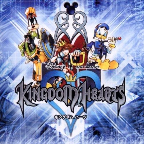 Kingdom Hearts... I miss playing this game!