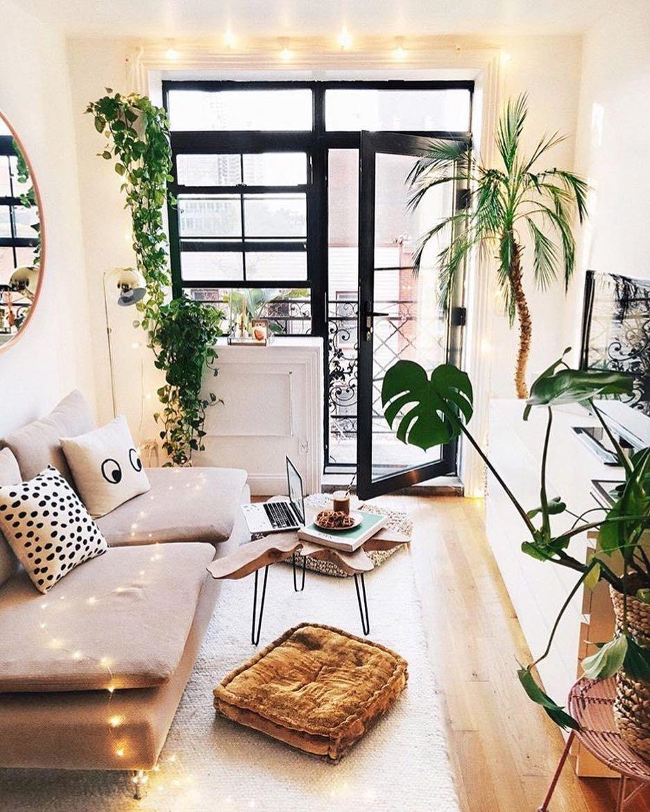 "Interior Inspiration On Instagram: ""Beautiful Living Room"