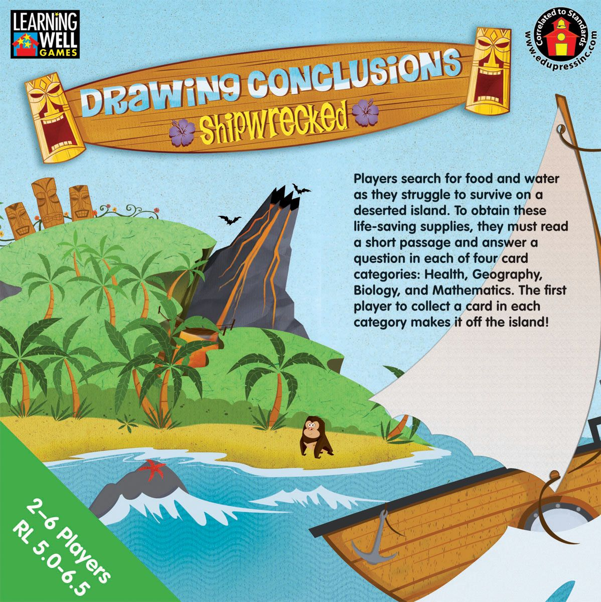 Drawing+Conclusions++Shipwrecked2C+Green+Level+5.06.5