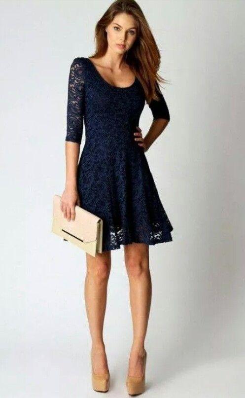 9336b6247 Delicate Lace Dress Trends for Women en 2019