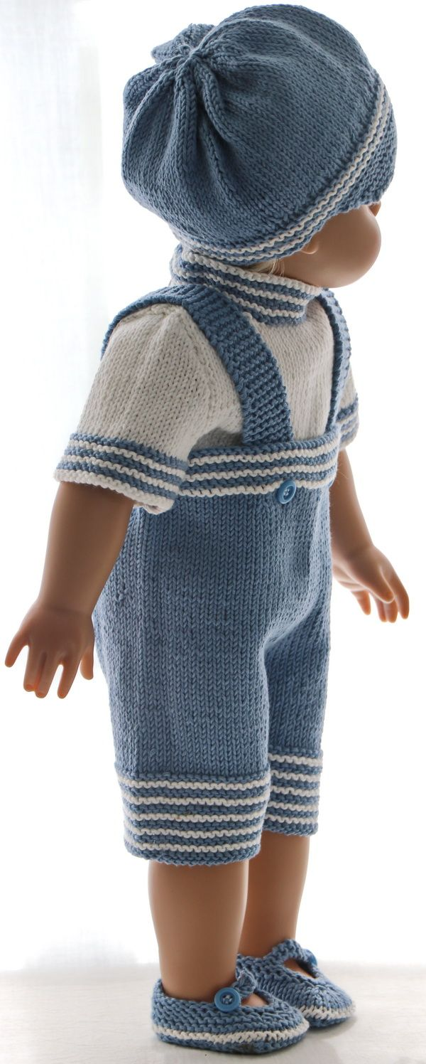 18 inch doll clothes knitting patterns   Handcrafts   Pinterest ...