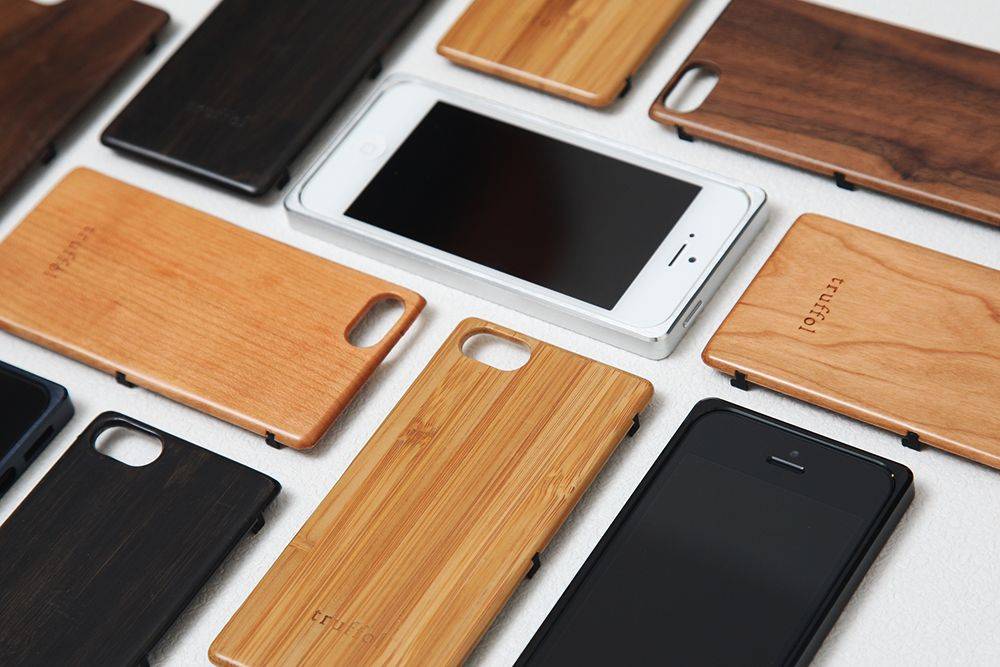 Mobili Bamboo ~ Truffol.com the signature case wood and bamboo $75.0