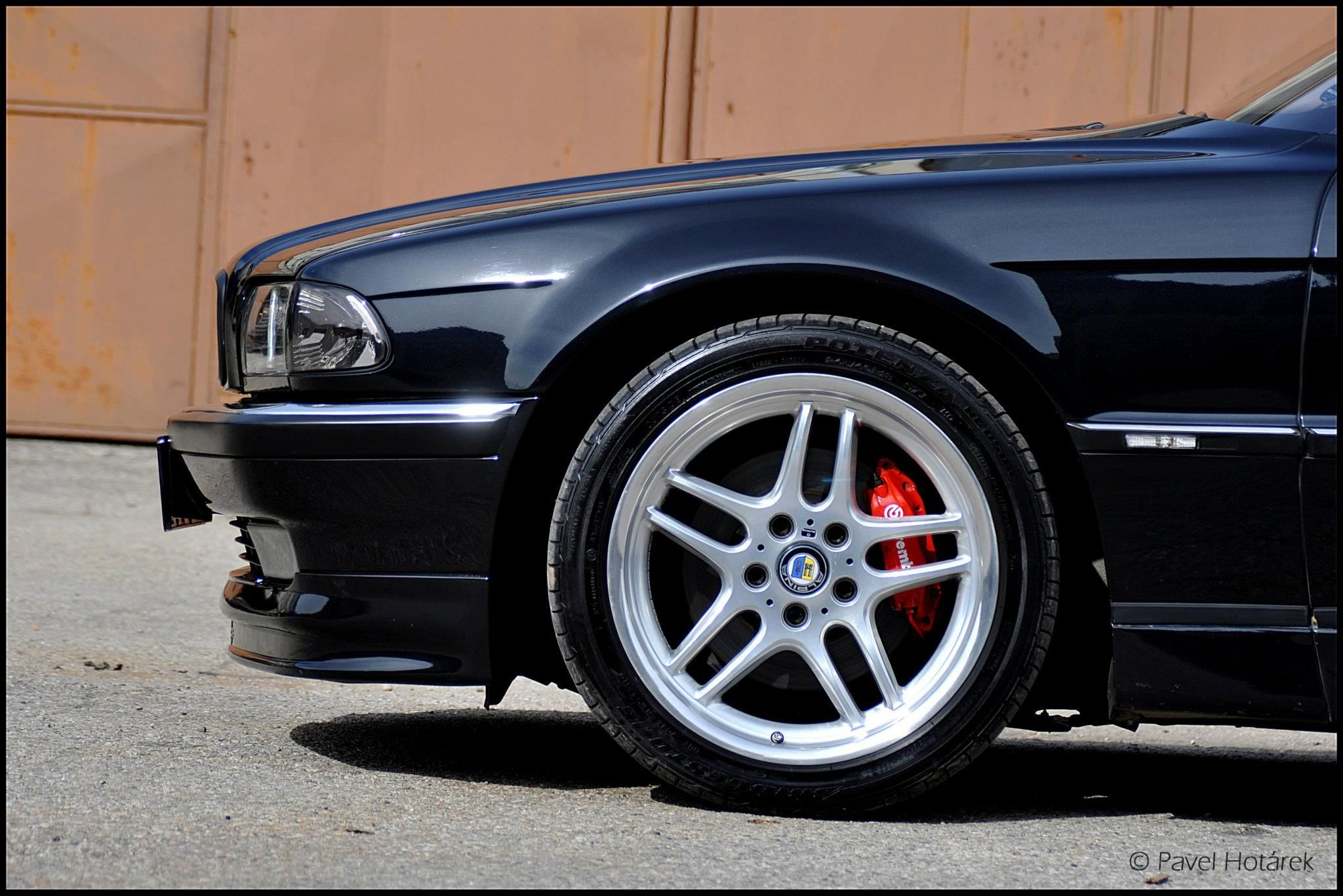 Bmw E38 M Styling 37 Parallelspeiche The Sexiest Wheels I Ever Seen Bmw E38 Bmw Alpina Bmw