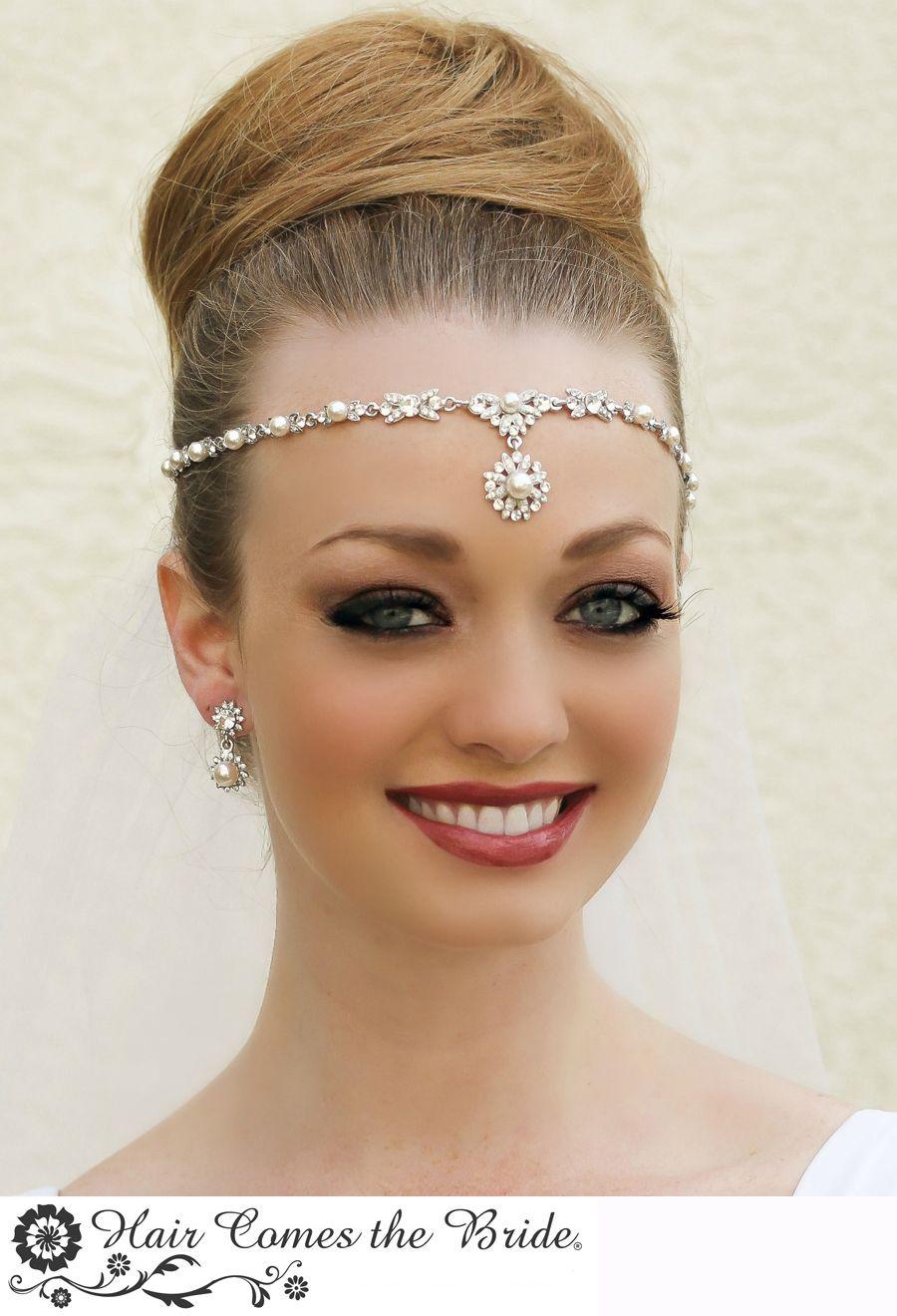 one style ~ 8 ways.top knot bun hairstyle | forehead headband
